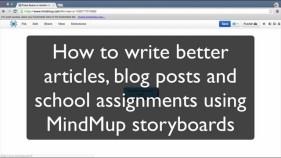 アイデア整理はマインドマップで、無料でチーム共有「MindMup」