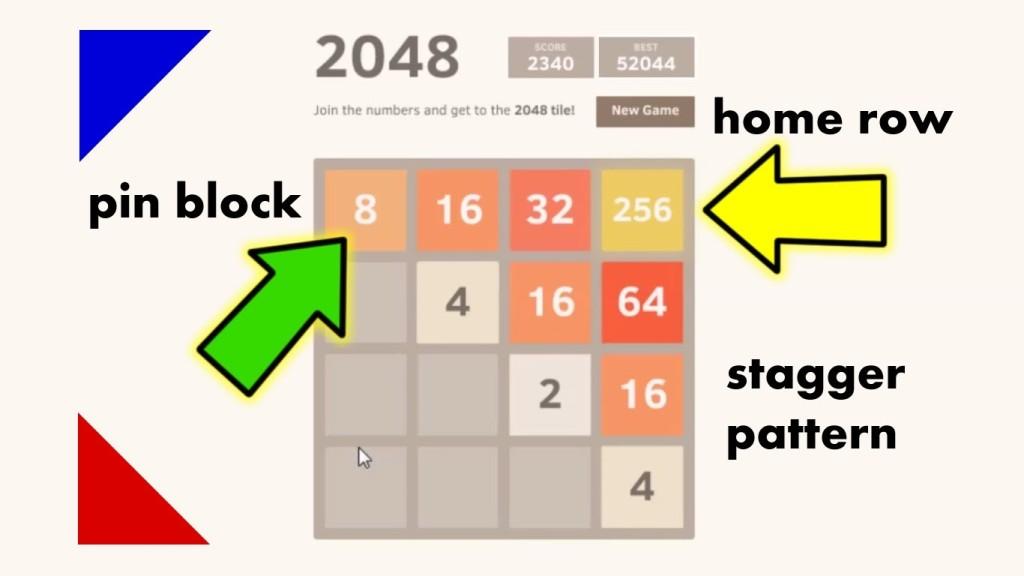 スマホゲームで大ヒット、PCでも遊べる「2048」